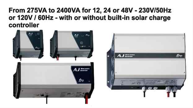 Solar Battery Conversion Equipment from Power n Sun