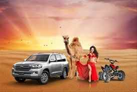 besert safari packages by dreamnight tourism